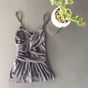 Strappy Sexy Express Tank